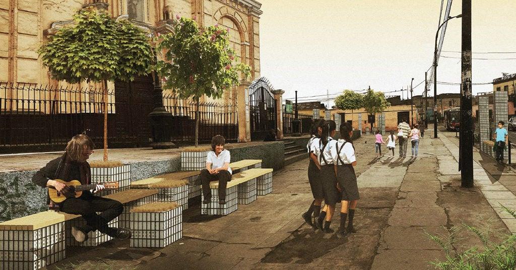 Paraderos informales: buscando soluciones en Rímac, Perú, con innovación urbana