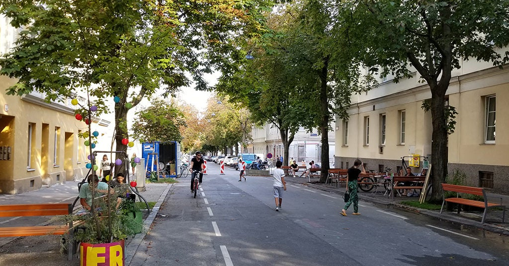 How do you plan in Vienna? 7 urban planning lessons from the Vienna Exchange Program