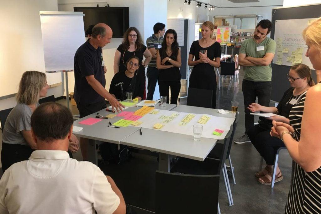 Vienna Exchange Program in urban planning, July – August 2019