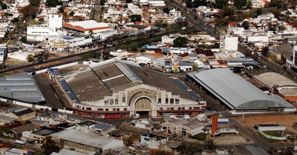 Proyecto Entorno Mercado Modelo, Montevideo, Uruguay
