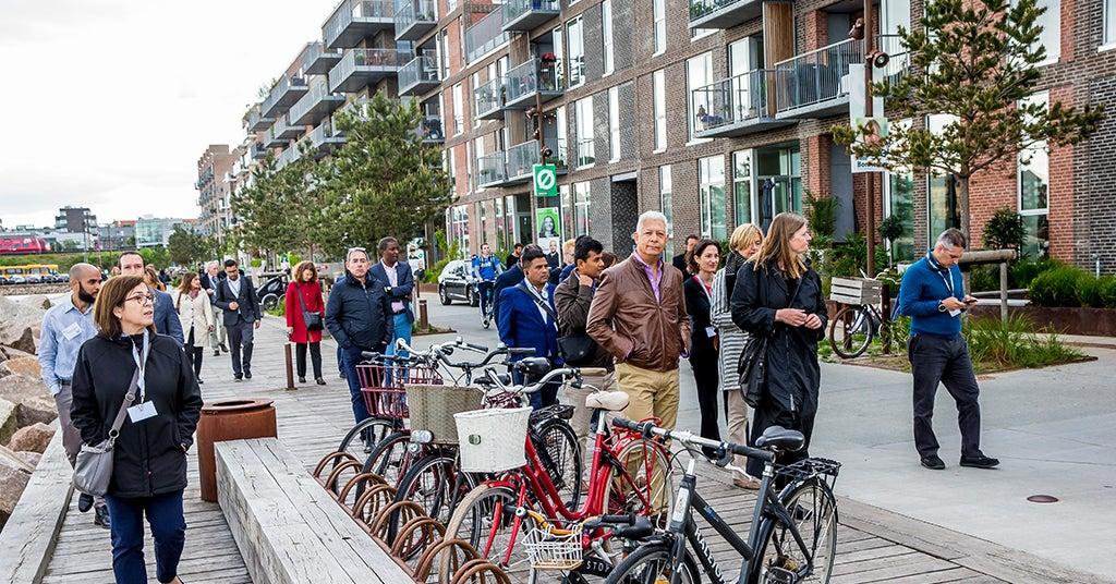 Aprendiendo de la experiencia urbana nórdica: Copenhague y el caso de Nordhavn