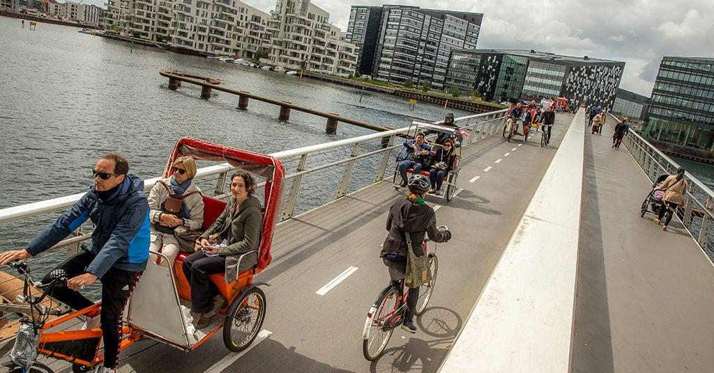 Transporte urbano sostenible: ¿qué podemos aprender de Copenhague?