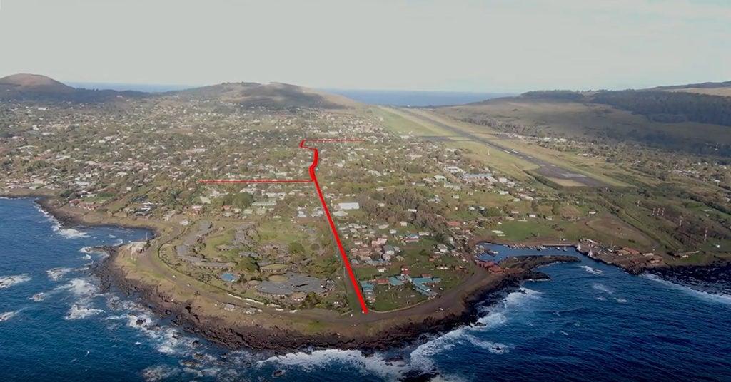 Participación ciudadana y prevención de riesgos en Isla de Pascua, Rapa Nui
