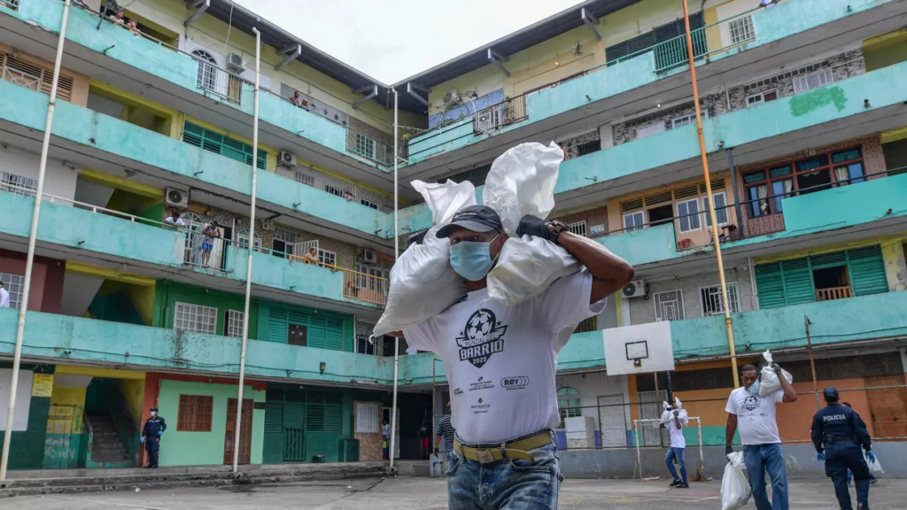 ¿Cómo mitigar la propagación del coronavirus en los asentamientos informales durante la emergencia y recuperación ante la pandemia?