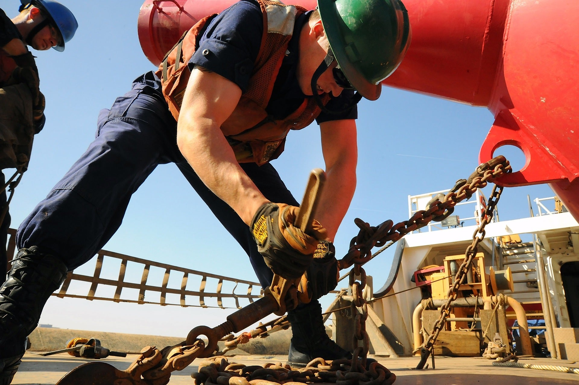 Trabajadores. Construcción. Pixabay. 272447. Pixabay License. .