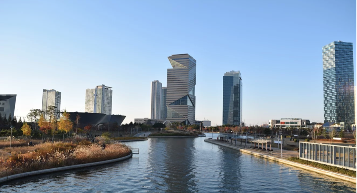 Songdo Photo Chris White