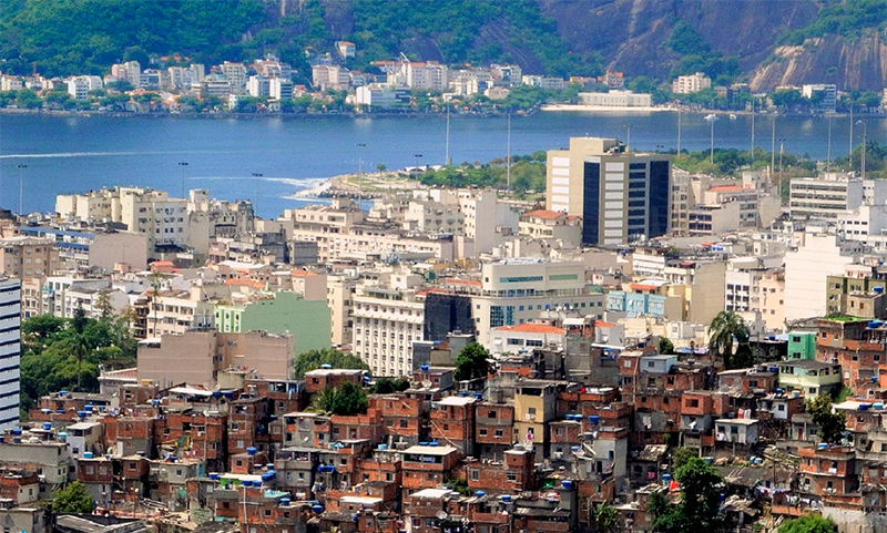 Favelas Brazil
