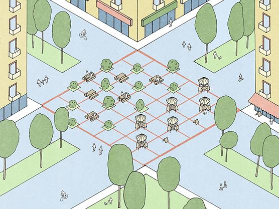 Source: The New Yorker. How the Coronavirus Will Reshape Architecture