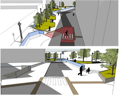Propuestas para mejorar áreas peatonales en la ciudad de Cusco