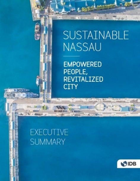 Jóvenes bahameños desatan su creatividad en el ideatón urbano de Nassau
