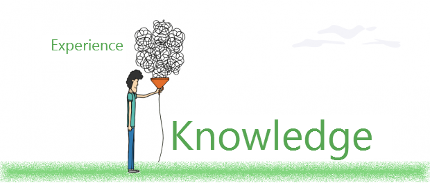 How to transform implicit knowledge into open knowledge