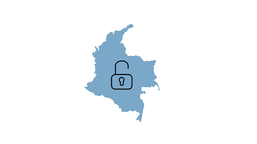 Datos abiertos que narran el posconflicto en Colombia