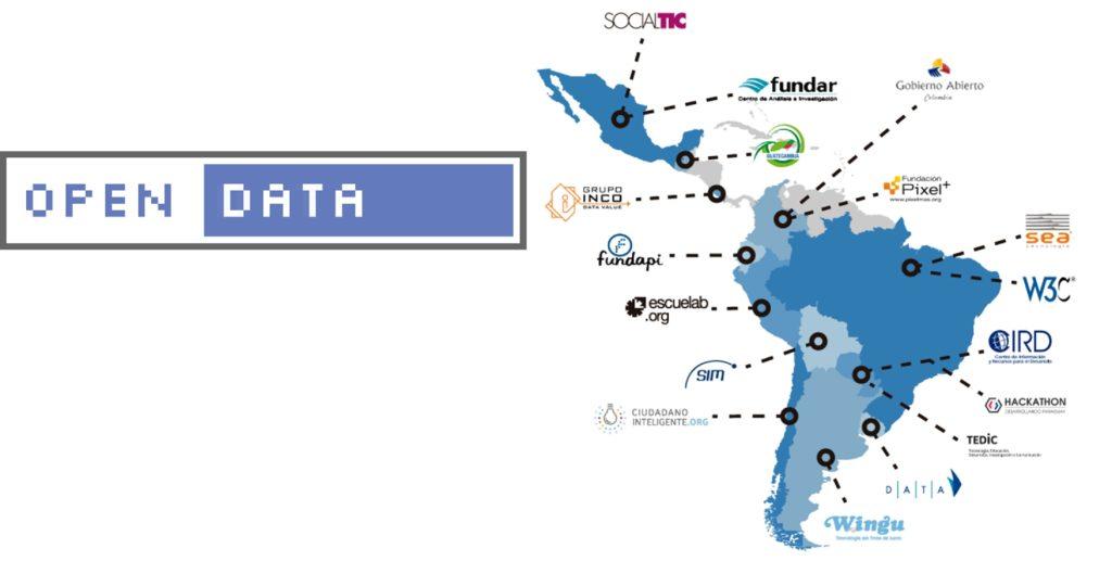 Los motores del Open Data en América Latina