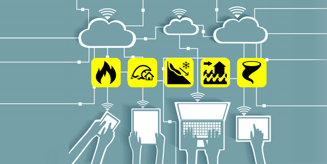 4 plataformas de datos abiertos para gestionar desastres naturales