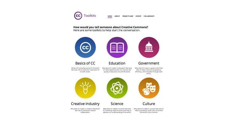 """Qué son y para qué sirven los """"Creative Commons Toolkits"""""""