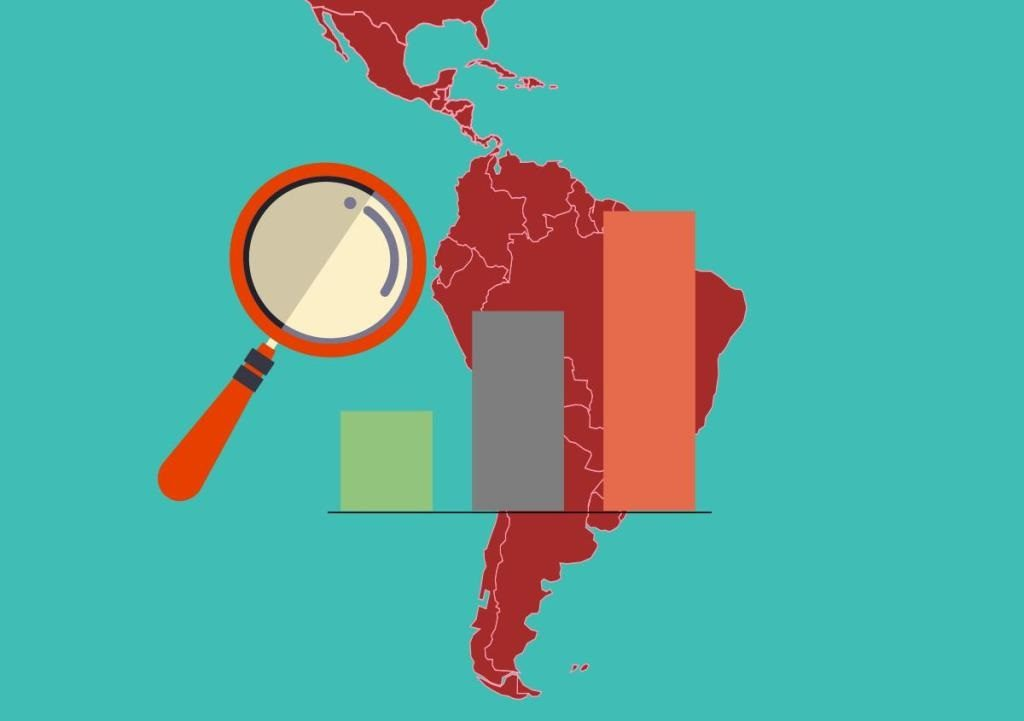 5 ways to get a snapshot of a country's key development indicators using the IDB Open Data Portal