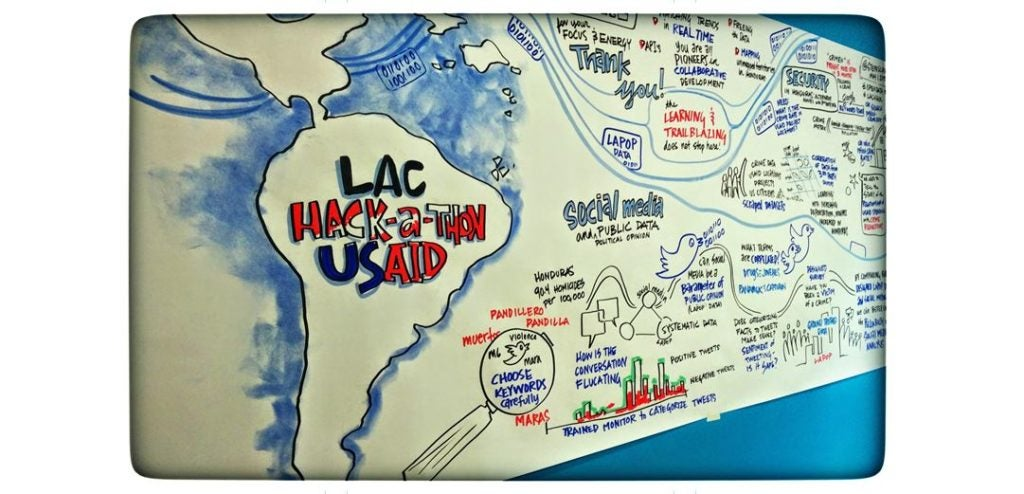 8 projects from the USAID Hackathon that help understand crime in Latin America and the Caribbean