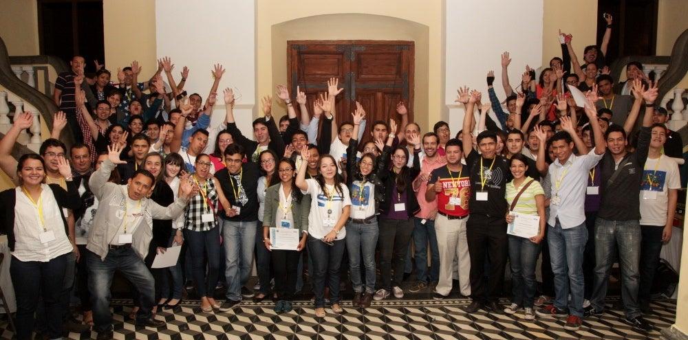 Los 16 proyectos presentados en el Hackatón de Innovación Ciudadana de Tegucigalpa
