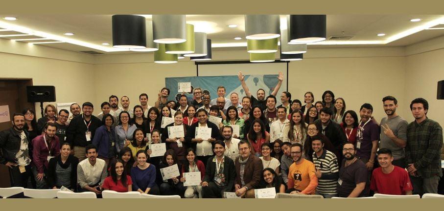 Los 8 proyectos presentados en hackatón de periodismo científico y de innovación de Guadalajara