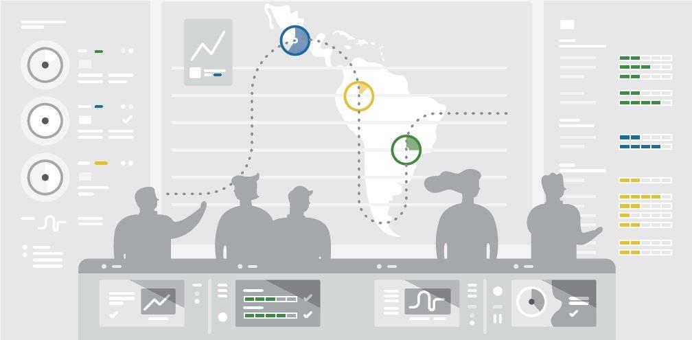 Historias de datos sobre ciberseguridad en América Latina y el Caribe