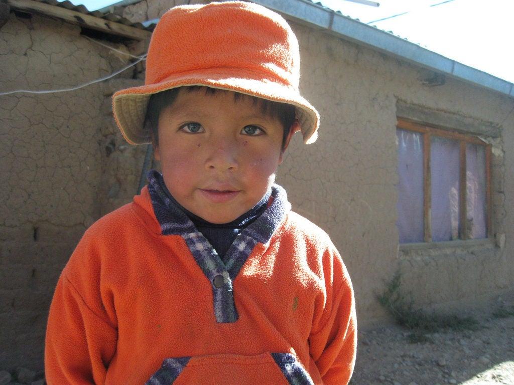 Un programa de desarrollo infantil integral en Chuquisaca y Potosí