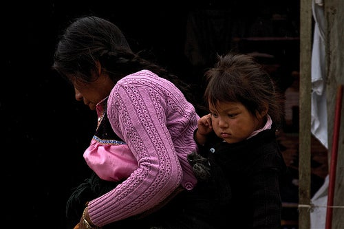 Mothers are still facing poor conditions in Central America