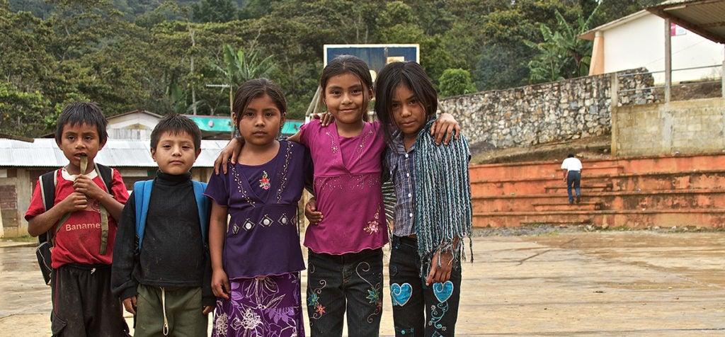 Los derechos del niño son derechos humanos