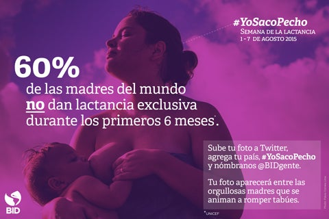 Campaña #YoSacoPecho