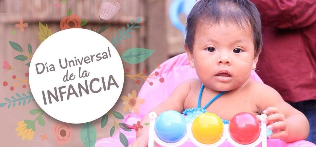 ¿Qué necesitan los niños de América Latina para celebrar el día de la infancia?