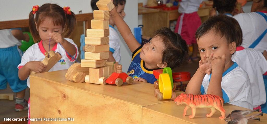 ¿A qué juegan los niños peruanos?