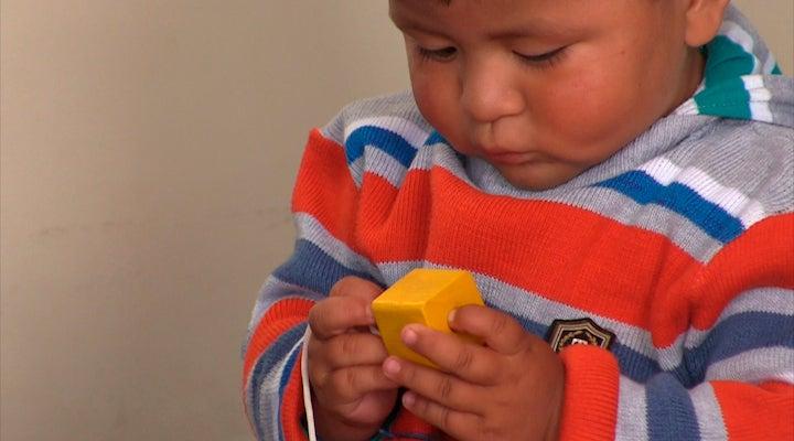 Creciendo bien para vivir mejor en Bolivia