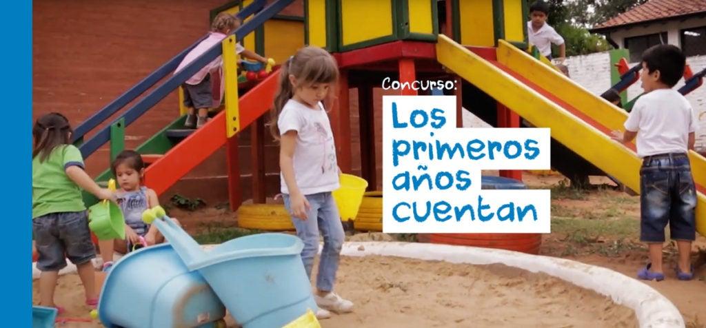 En Paraguay, los primeros años cuentan, ¿te sumas?