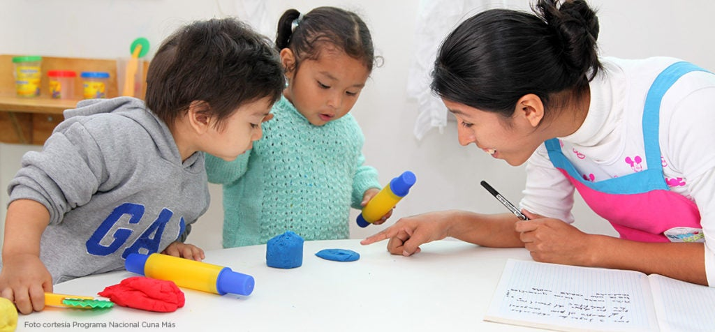 ¿Cómo promover servicios de cuidado infantil de alta calidad en América Latina?