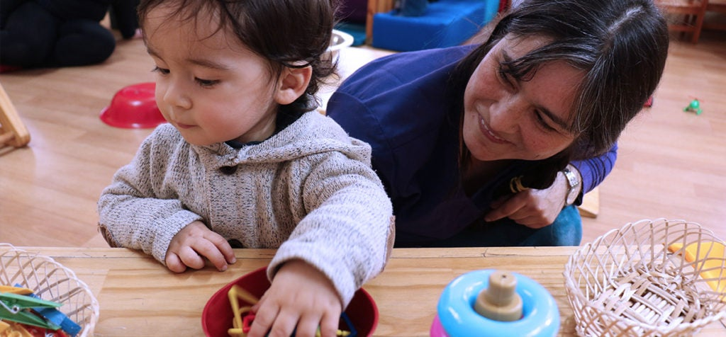 Coaching for the Children: Shaping Interactions for Child Development