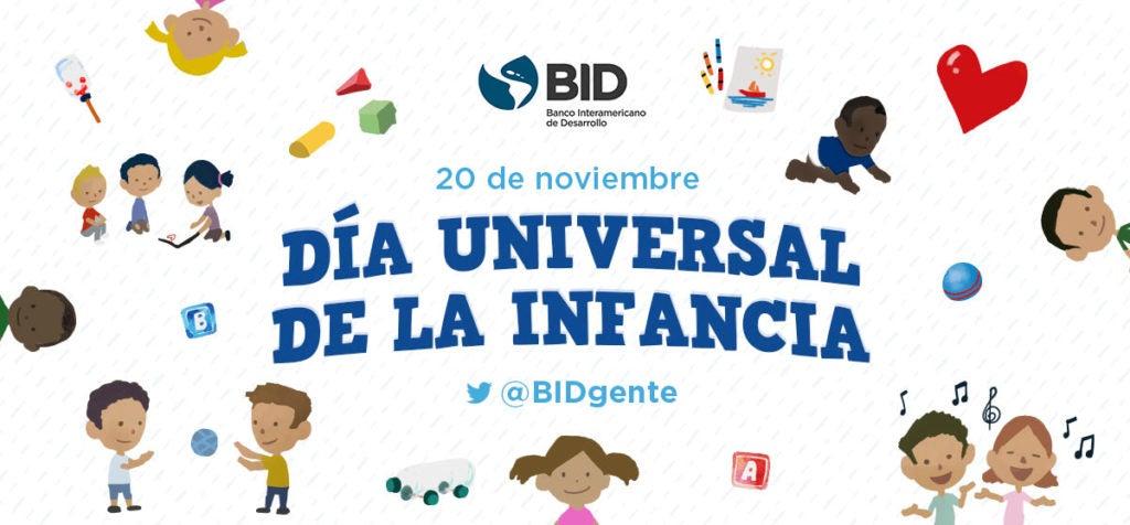 En el Día Universal de la Infancia, excelentes noticias para la región