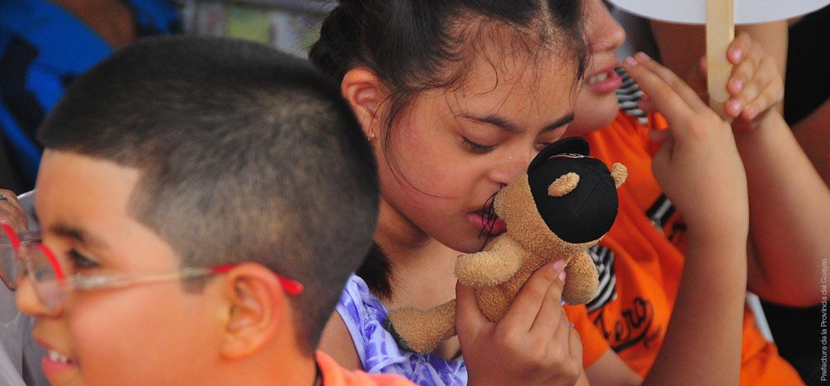 inclusión temprana para los niños con discapacidad