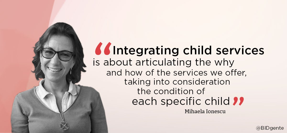 integrating early childhood services
