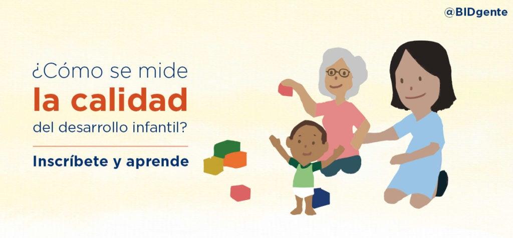 Inscríbete a este curso gratis y aprende sobre políticas efectivas de desarrollo infantil