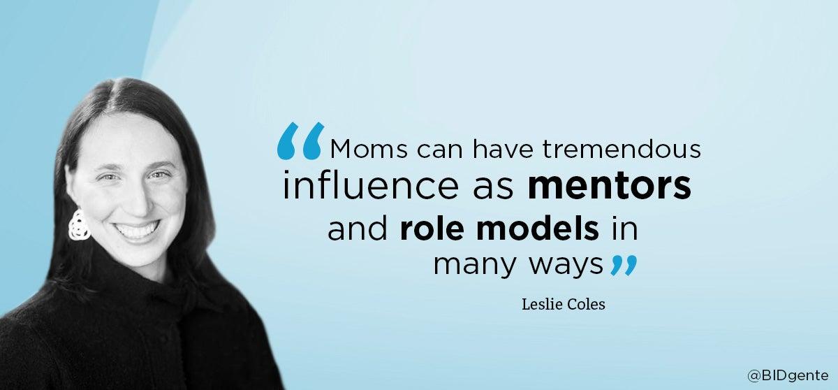 moms as mentors
