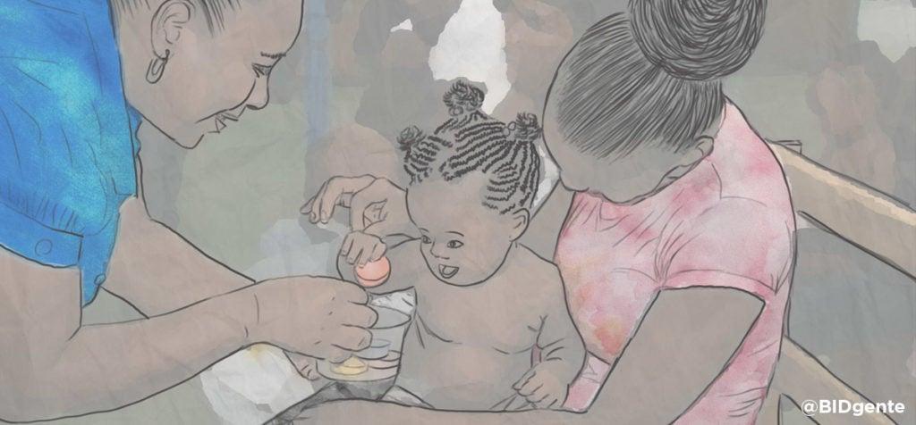 Reach Up: Una intervención para la primera infancia en Jamaica que causa sensación en el mundo (Parte I)