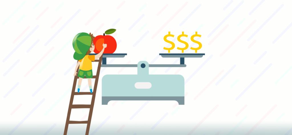 ¿Cuál es el costo del retraso en el crecimiento infantil y cuál es el rendimiento de los programas que lo combaten?