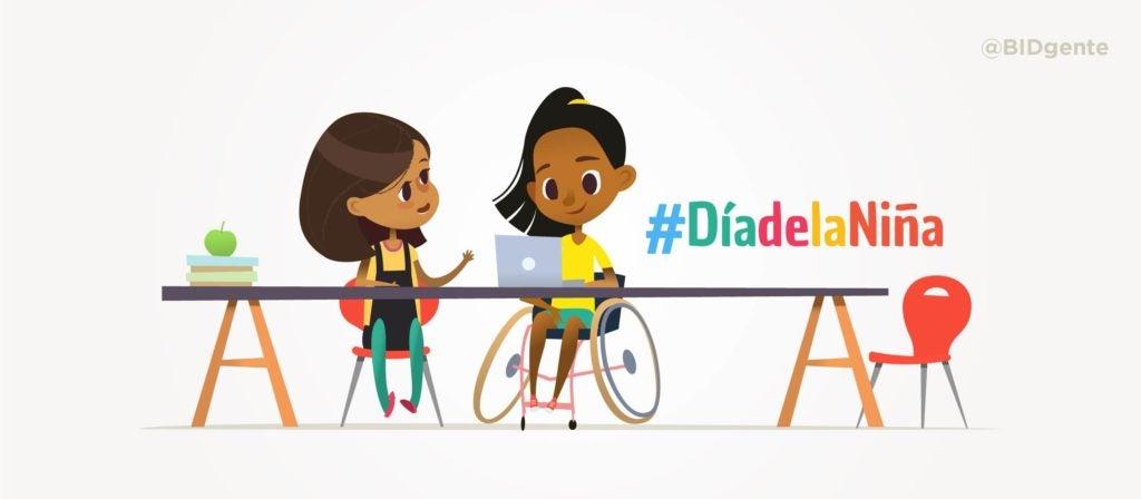 Una generación de niñas preparadas para la inclusión digital