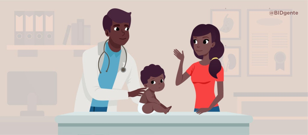 What Happens When You Link a Parenting Program to Routine Child Health Checkups?