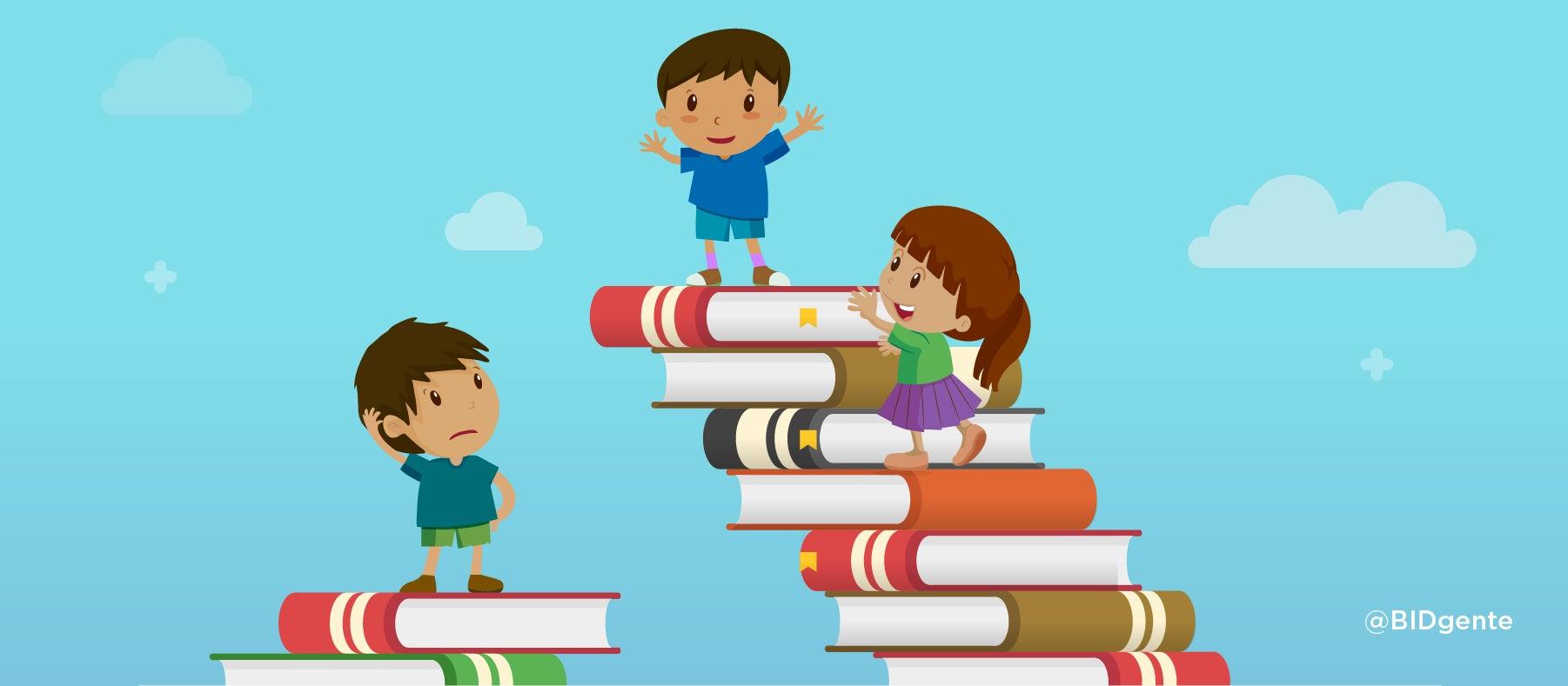 Brecha de ingreso a la escuela