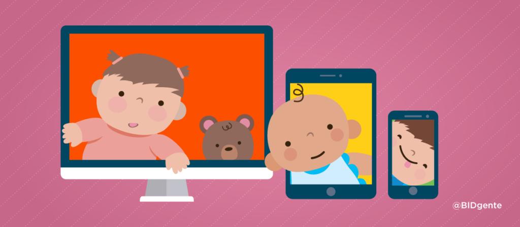 ¿Cuántas horas de tecnología digital para la primera infancia?