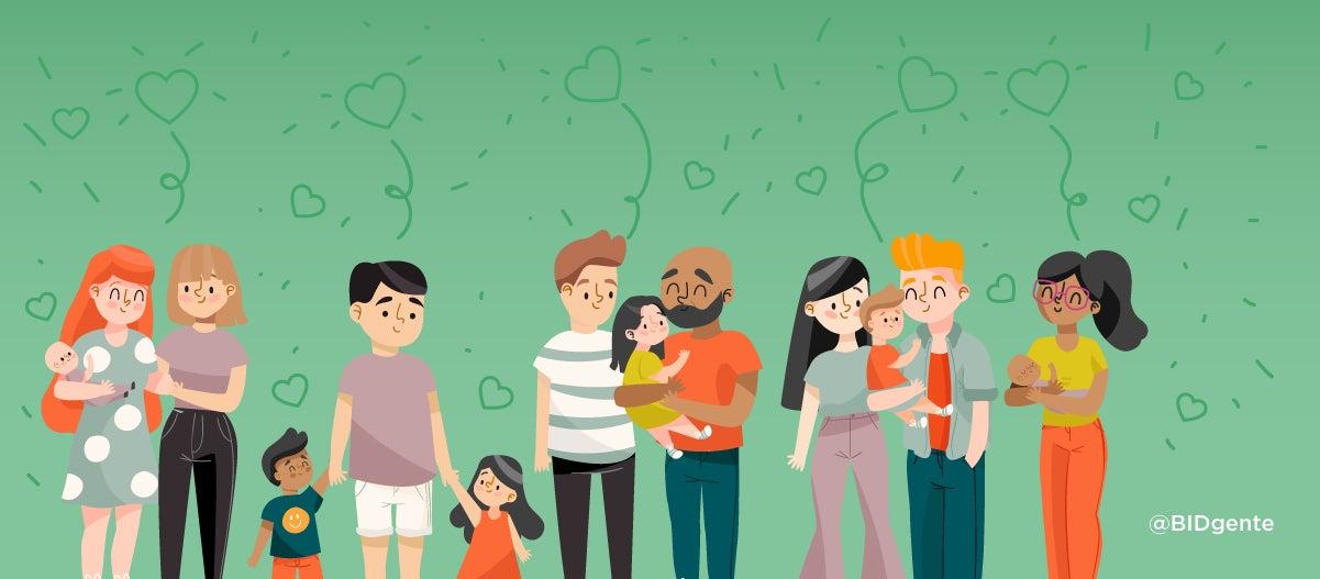 familias diversas