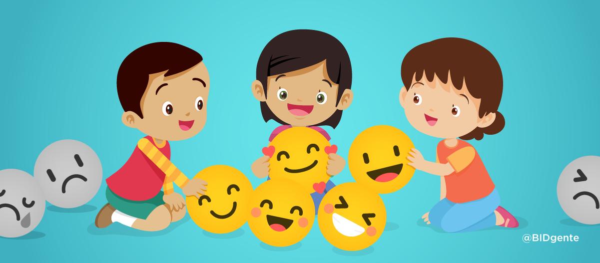 Desarrollo emocional de los niños