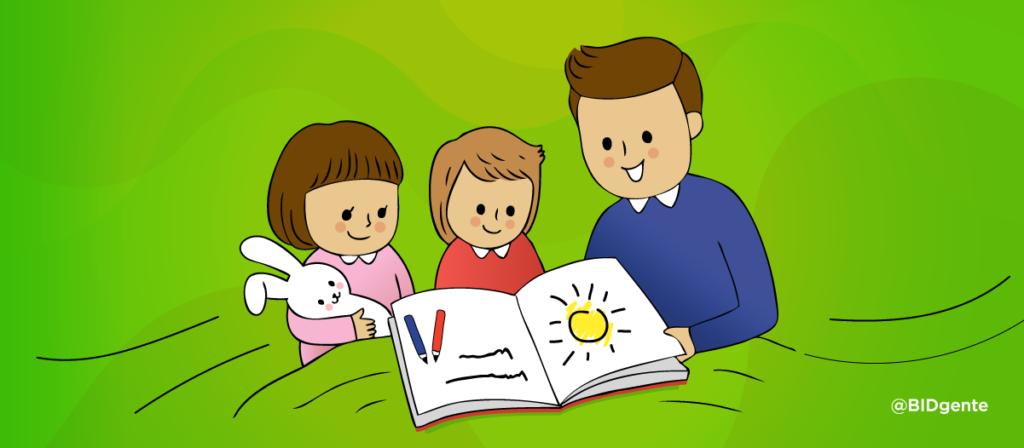 ¿Qué nos dice la cantidad de libros infantiles que hay en un hogar?