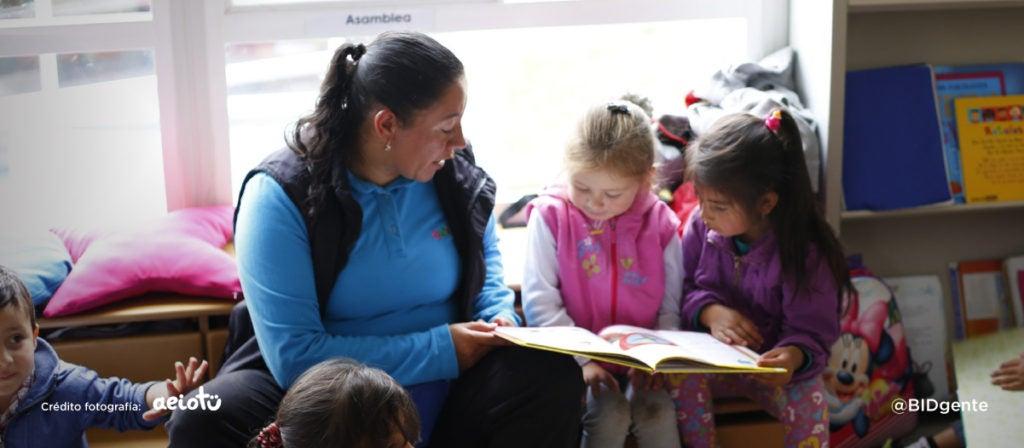 ¿Se puede replicar la calidad de los servicios para la infancia en la región?