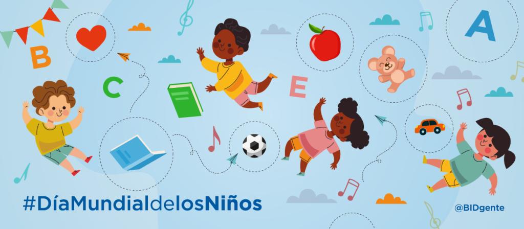 Cinco regalos para celebrar el Día Universal de los Niños
